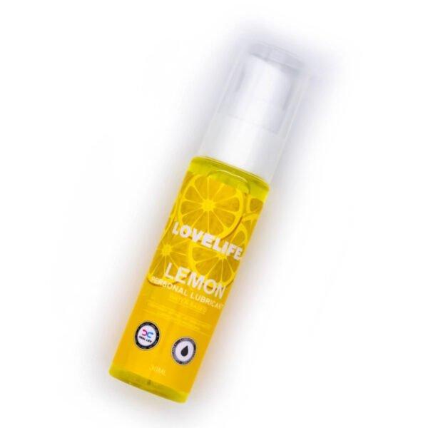 LoveLife! Lemon Flavoured Lube